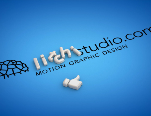 LOGO 3D ANIMATO CON SOFTBODY